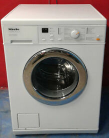 k402 white miele 6kg 1300spin washing machine comes with warranty can be delivered or collected