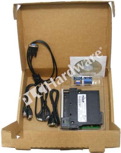 New ProSoft Technology MVI56-MCM MVI56 Modbus Master/Slave Communication