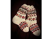 women's / ethnic / handmade /socks
