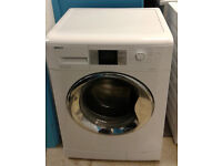 c043 white beko 7kg 1200spin A+ rated washing machine comes with warranty can be delivered