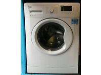 a573 white beko 9kg 1400spin A+++ rated washing machine comes with warranty can be delivered