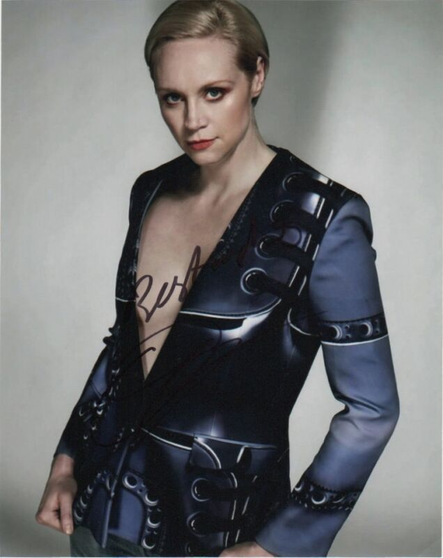 Gwendoline Christie Autographed Signed 8x10 Photo COA