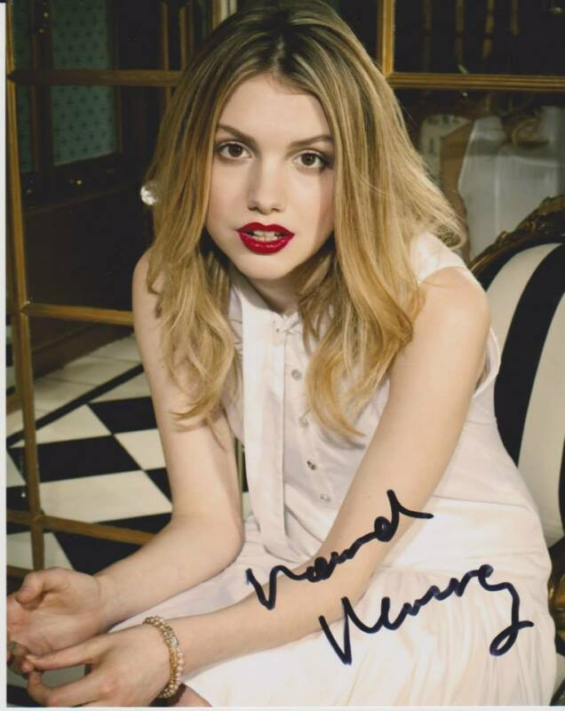 Hannah Murray Game of Thrones Autographed Signed 8x10 Photo COA