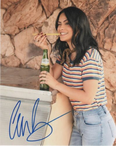 Camila Mendes  Riverdale Autographed Signed 8x10 Photo COA #G7