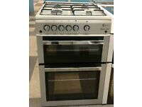 714 silver flavel 60cm gas cooker with warranty can be delivered or collected