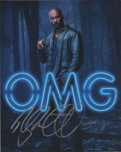 Ricky Whittle American Gods Autographed Signed 8x10 Photo COA  #1