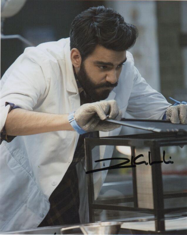 Rahul Kohli iZombie Autographed Signed 8x10 Photo COA B