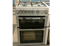 c714 silver flavel 60cm gas cooker come with warranty can be delivered or collected