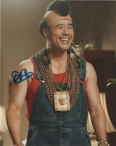 Randall Park Fresh Off The Boar Autographed Signed 8x10 Photo COA #A41