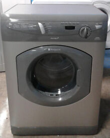 k170 graphite hotpoint 6kg vented dryer comes with warranty can be delivered or collected