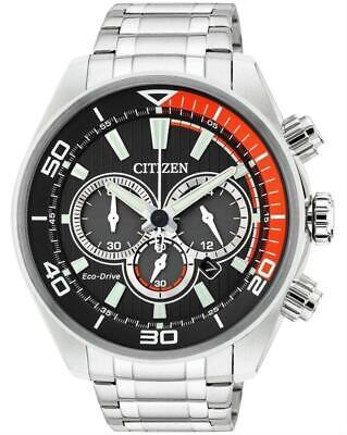 Citizen CA4330-57E Men's Chandler Eco-Drive Chronograph Watch