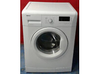 c306 white beko 7kg 1300spin A++ washing machine comes with warranty can be delivered or collected