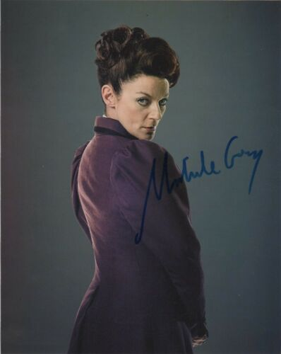 Michelle Gomez Doctor Who Autographed Signed 8x10 Photo COA #A7