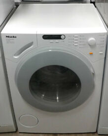 k246 white miele 6kg 1200spin washing machine comes with warranty can be delivered or collected
