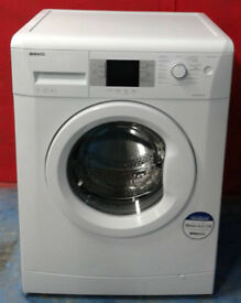 m305 white beko 7kg 1600spin A++ rated washing machine comes with warranty can be delivered
