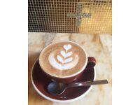Barista and barman - Italian Plough Way Cafe SE16 - £9.50ph - Surrey Quays