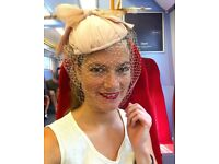 Lovely Hat, perfect for Royal Ascot, Weddings, Party