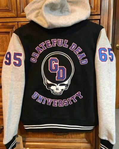 Grateful Dead University GD Letterman Embroidered Jacket