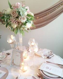 ClaraBelle Wedding planning and styling