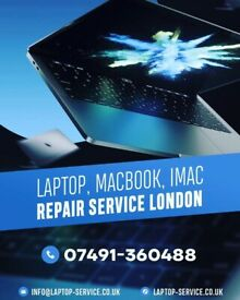 Laptop, MacBook, iMac Repair Service London / Across UK