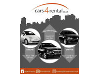 Long Term Car Hire From £14 per day 1 - 24 Months No Long Term Contracts No credit checks