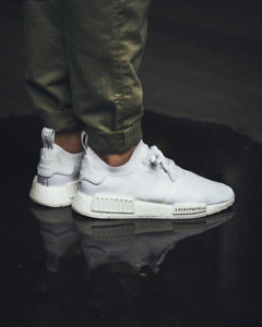 For sale: Triple white Adidas Japan nmd size 10.5
