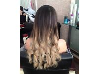 Hair Salon Balayage Highlights Cut Blowdry Fallowfield Manchester from £49