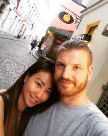 Easy-going couple looking for a double room