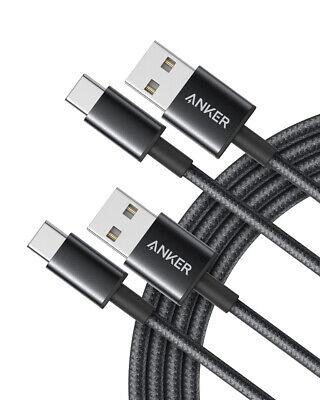 Type C USB BLACK Anker 3.3 FT [ 1 METER ] Nylon...