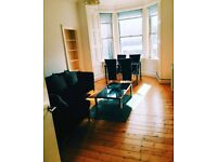 Double Room in Spacious Flat on Slateford Road