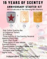 Join Scentsy for only $20
