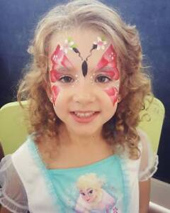 Face Painting for Birthday Parties and Events