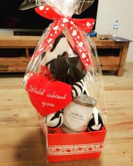 Zoe the Zebra Valentine Gift Pack