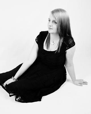 this is actually one of the photos from the photoshoot i won! so yes this is me!