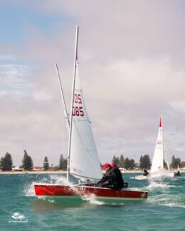 Sabre Sailing Dinghy