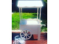 Small candy cart