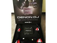 DENON DS1 - DJ INTERFACE - BRAND NEW