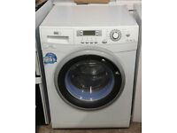 B371 white haier 8kg&5kg 1400spin B rated washer dryer new graded with 12 month warranty