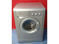 a423 silver indesit 6kg&4kg 1200spin washer dryer comes with warranty can be delivered or collected