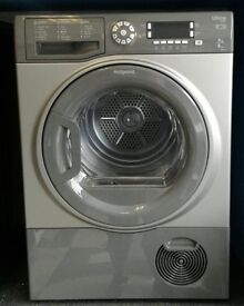 c035 graphite hotpoint 9kg condenser dryer new with manufacturer warranty can be delivered