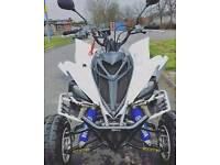 Yamaha raptor 700r 2013 road legal