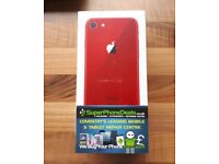 APPLE IPHONE 8 64GB (RED) - LOCKED TO VODAFONE - NEW SEALED - APPLE WARRANTY £550