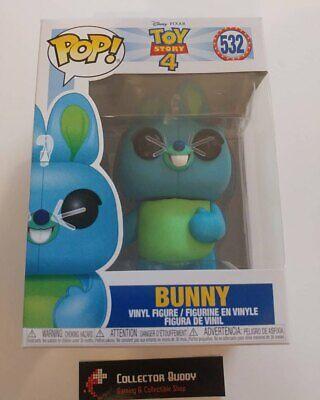 Funko Pop! Disney 532 Toy Story 4 Bunny Pop Vinyl Figure FU37400