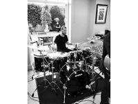 London Based Drummer / Percussionist Available