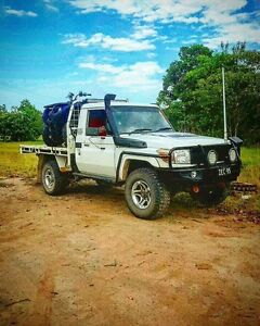 2007 Toyota LandCruiser Ute Innisfail Cassowary Coast Preview