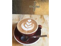 Barista & barman - stylish Italian Plough Way Cafe SE16 - £9.50 ph + tips