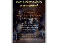 Free Heartfulness Meditation and Relaxation Workshop at Enfield Town Library