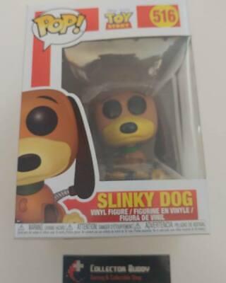 Funko Pop! Disney 516 Toy Story Slinky Dog Pixar Pop Vinyl FU37010