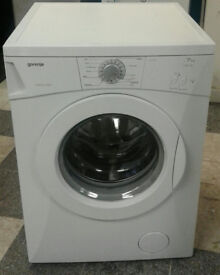 e370 white gorenje 7kg 1400spin washing machine comes with warranty can be delivered or collected
