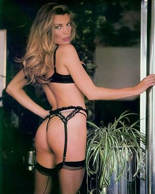 Vintage Pin Up Sexy Hot Vanna White Like Lingerie